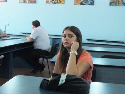 Încep examenele scrise ale Bacalaureatului (FOTO)