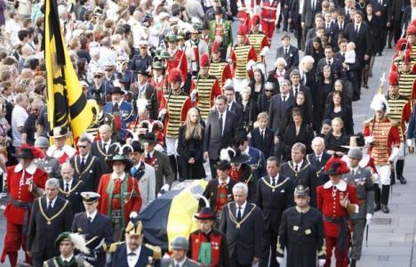 Funeralii fastuoase pentru moştenitorul ultimului împărat al Austro-Ungariei (FOTO)