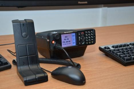 """""""Ochii"""" pe Oradea! Sistemul de monitorizare video al oraşului a fost inaugurat (FOTO)"""