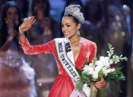A fost aleasă Miss Universe 2012 (FOTO)
