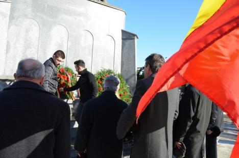 De Ziua Unirii celei Mici, politicienii bihoreni au evitat să se prefacă uniţi (FOTO/VIDEO)