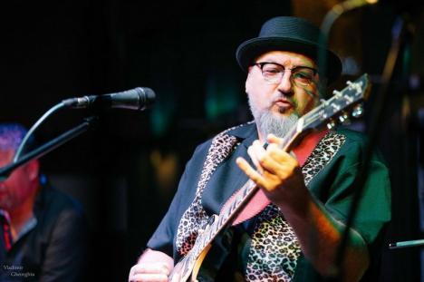 ReBorn: Cel mai nou album al bluesman-ului orădean AG Weinberger, foarte apreciat în străinătate (VIDEO)