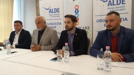 Proaspătul şef al ALDE Oradea, Dorin Corcheş, îl atacă pe 'agresivul' Bolojan pentru atitudinea faţă de angajaţii OTL