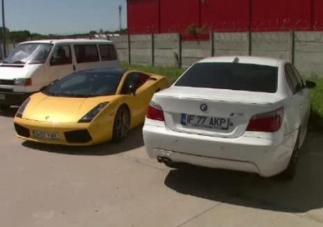 Vrei maşină la preţ de chilipir? ANAF vinde la licitaţie BMW-uri cu doar 500 de lei