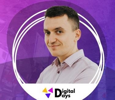 Află toate detaliile conferinței Digital Days 2019 de la Adrian Domocoș,managerul evenimentului, care se va desfășura săptămâna viitoare la Oradea!