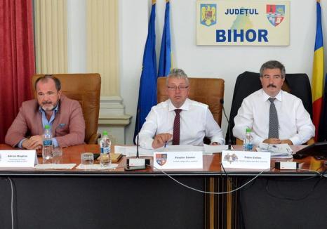 Preşedintele CJ Bihor, Pásztor Sándor: 'Proiectul strategic pe sănătate va fi implementat până la sfârşitul anului 2020'