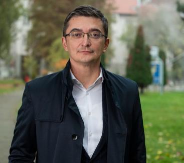 """Adrian Hatos, candidat PNL Bihor la Senatul României: """"Trebuie să avem mai multă încredere în noi"""""""