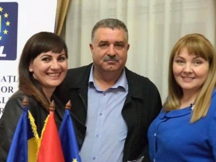 Lidia Popa a fost aleasă în fruntea femeilor liberale din Bihor (FOTO)