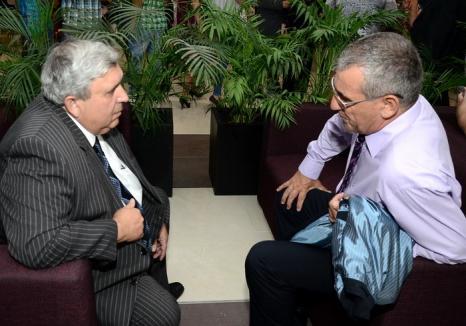 Liberi să plece: După 2 ani de interdicție, fostul vicepreședinte al CJ Bihor, Alexandru Kiss, și afaceristul Beneamin Rus au dreptul să părăsească țara