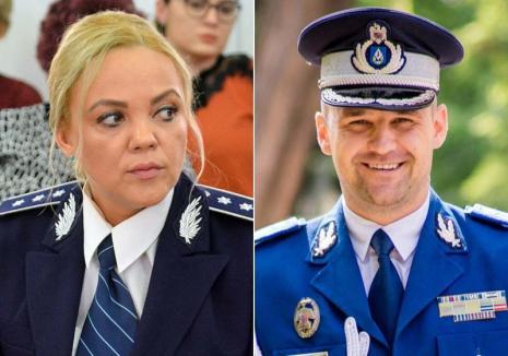 Comunicatorii anului din MAI sunt din Bihor: Purtătorul de cuvânt al Poliţiei Bihor şi cel al Jandarmeriei sunt cei mai buni din ţară