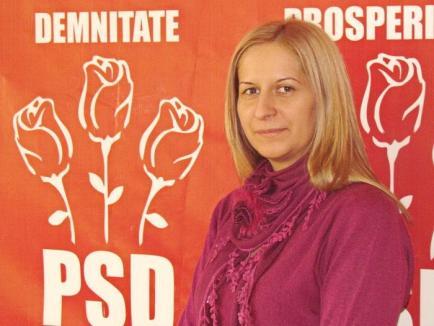 Tribunalul Bihor a respins cererea Anei Maria Tiron de suspendare a ordinului prefectului privind încetarea mandatului din Consiliul Judeţean