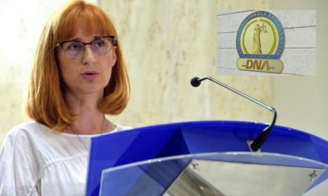 Şefa interimară a DNA explică motivele pentru care renunță din funcție. Între ele și scandalul de la Oradea