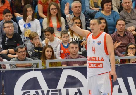 CSM CSU Oradea are doi jucători la naţională pentru EuroBasket 2017
