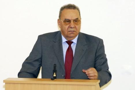 'Ordinea viitoare a lumii': Fostul ministru Andrei Marga îşi lansează o nouă carte la Oradea
