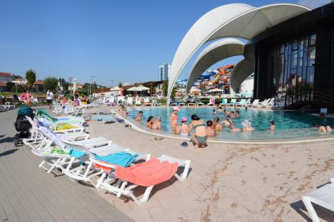 Cinci ani de Nymphaea: Aquapark-ul din Oradea a atras 1,5 milioane de vizitatori! (FOTO / VIDEO)