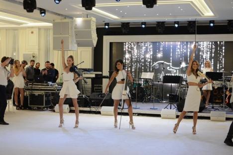 Prima seară la Armonia. Cea mai mare şi impresionantă sală de evenimente din Oradea a fost inaugurată cu un show pe cinste (FOTO/VIDEO)