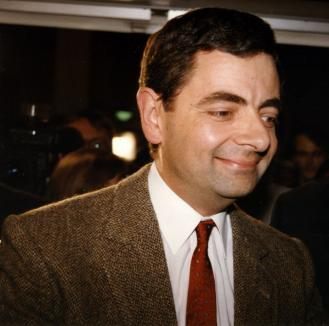 Mr. Bean, preşedintele Europei