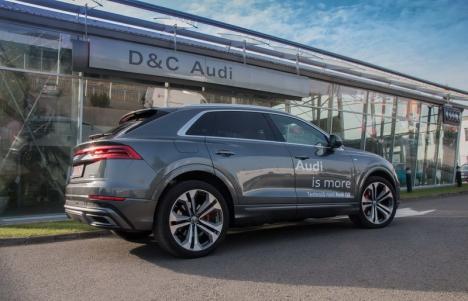 Audi is more, test drive cu noile modele A6 și Q8! (FOTO)