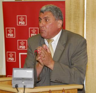 Bar s-a răzgândit oficial, retrăgându-şi demisia şi declanşând riscul unui nou tărăboi în PSD Bihor