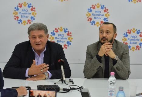 Pro România, în pragul ruperii: Ponta ameninţă cu excluderi, cei care au votat Guvernul vor să plece, iar organizaţia Bihor nu ştie pe cine să urmeze