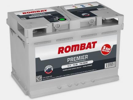 Pregătirea de iarnă a autovehiculelor: Rombat, Bateria nr. 1 în România!