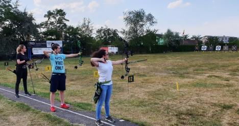 Două sportive de la CS Redpoint Oradea, convocate la lotul naţional de cadete compound