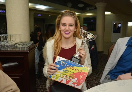 Bianca Benea s-a clasat pe podium la Cupa Federaţiei la spadă pentru juniori