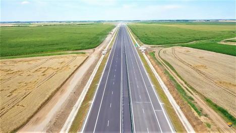 Lotul Biharia – Borş al Autostrăzii Transilvania, gata în proporţie de 99%. Vezi cum arată! (FOTO/VIDEO)