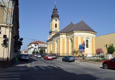 Piaţa Unirii din Oradea 'se extinde' în jurul Catedralei Sfântul Nicolae, care va găzdui statuia lui Iuliu Maniu