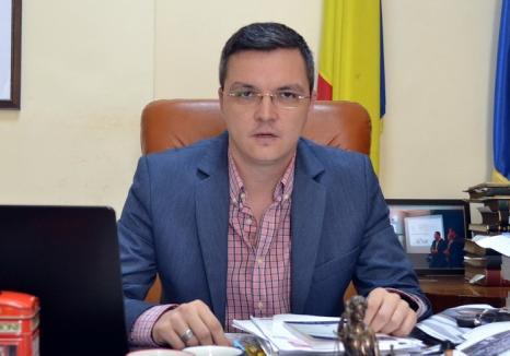 Orădeanul Cristian Bitea, demis de premierul Mihai Tudose de la şefia Agenţiei Naţionale a Funcţionarilor Publici