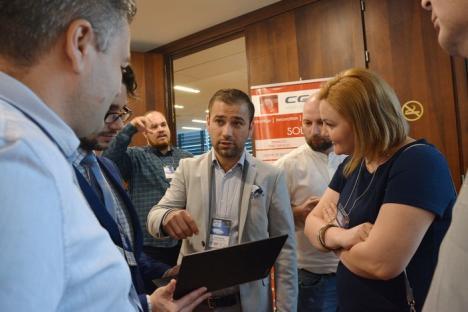 BizTech 2017: Securitate şi inovaţie în domeniul IT, promovate de CG&GC la Oradea (FOTO)