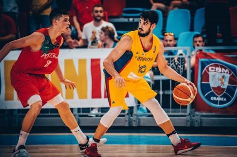 România s-a calificat în semifinalele Campionatului European la baschet masculin U20 – Divizia B de la Oradea!
