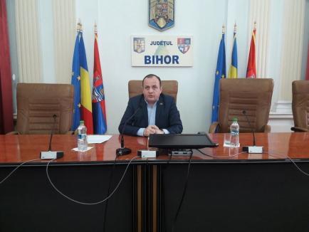 """Vicepreşedintele Traian Bodea: CJ a atribuit contractul pentru amenajarea Parcului Industrial din Tileagd, în 2020 """"sperăm să avem primele firme acolo"""""""
