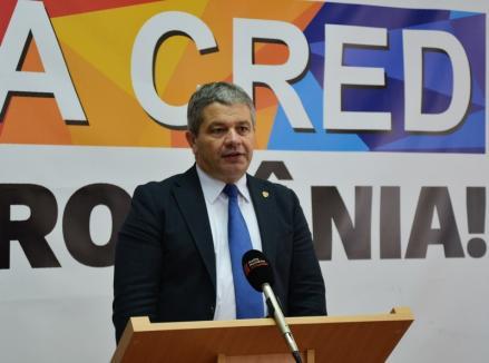 Ministrul bihorean, în tăcere: Lăsat repetent la evaluarea ordonată de Dragnea, Florian Bodog s-a dat la fund