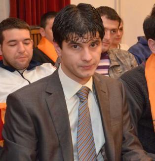 Bogdan Manafu, noul preşedinte al Tineretului PDL-ist (FOTO)