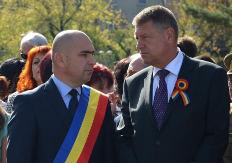 Ilie Bolojan: Votaţi Klaus Iohannis!