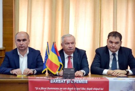 """Surpriză: UDMR Bihor, PSD și ALDE au căzut la pace cu PNL pentru """"dezvoltarea județului"""", inclusiv pentru aducerea de curse externe pe Aeroportul Oradea"""