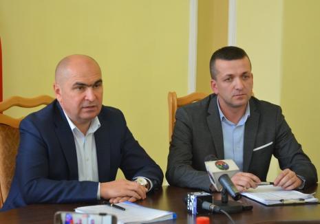 Oradea s-ar putea separa de ADI Ecolect. Bolojan: 'Nu vrem ca Oradea să fie un oraş al gunoaielor'
