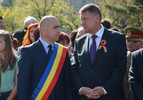 Victor Ponta, convins că un Guvern PNL ar primi votul Parlamentului dacă Iohannis l-ar desemna premier pe... primarul Bolojan!