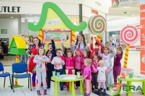BombonERA, Peter Pan şi Bambi îi aşteaptă pe copii la ERA Park