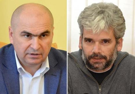Demisiile se amână, după întâlnirea Bolojan-Borcea: Diferenţele salariale vor fi plătite dintr-un 'fond special'