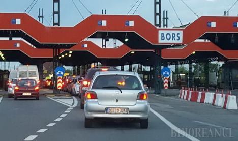 Guvernul României propune Ungariei deschiderea unui nou punct vamal, Borş II – Nagykereki