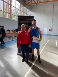 Trei clasări pe podium pentru sportivii de la Basti Box la Centura Transilvaniei de la Cluj Napoca (FOTO)
