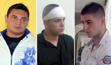Judocanii care au nenorocit în bătaie un orădean, condamnaţi la închisoare cu executare şi despăgubiri de peste 70.000 euro