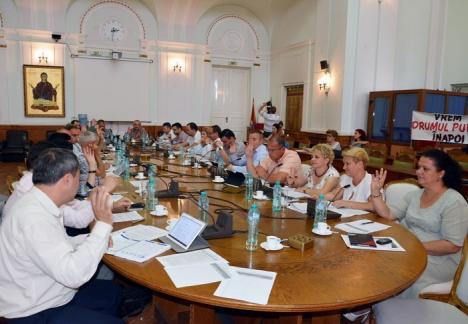 Compania de Apă Oradea şi OTL au conduceri noi