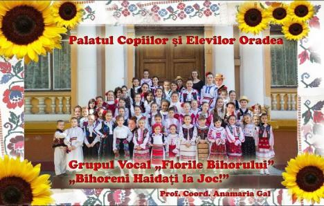 """Grupul """"Florile Bihorului"""" lansează primul album de cântece populare"""