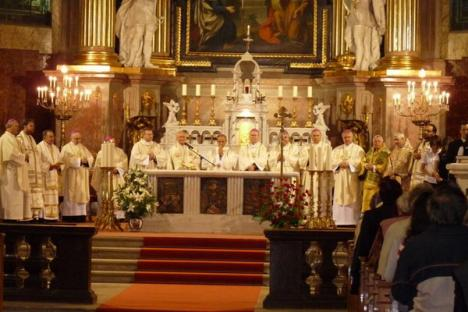 Catolicii condamnă încăpăţânarea ortodocşilor