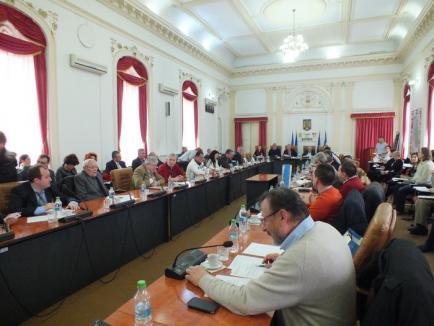 Bugetul Bihorului pe 2016 scade vertiginos, după încheierea majorităţii proiectelor cu fonduri UE