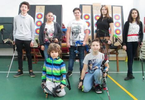 Sportivii cluburilor de tir cu arcul din Bihor, în faţa unui sezon încărcat!