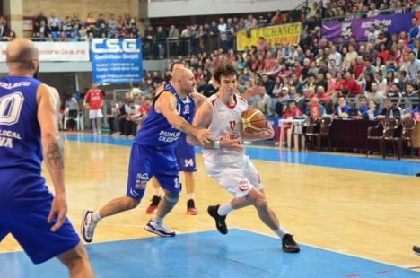 CSM CSU Oradea a învins clar SCM U Craiova şi a stabilit un nou record: 12 victorii consecutive! (FOTO)